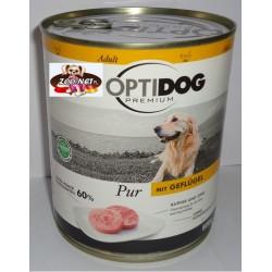 Opti Dog Premium 800g - Drób 60 % mięsa !