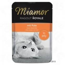 Miamor Ragout Royale 100g z indykiem w galarecie