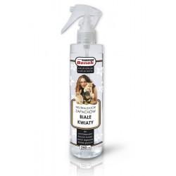 Benek Neutralizator zapachu spray 250ml Białe kwiaty