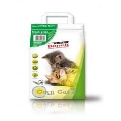 Benek Corn Cat Świeża trawa 7l - zbrylający