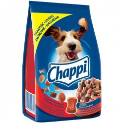 Chappi 3 kg - Wołowina z drobiem