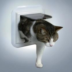 TRIXIE Drzwiczki dla kota do szklanych drzwi