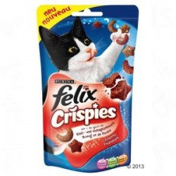 Felix Crispies 45g- Przysmak z wołowiną i kurczakiem