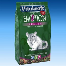 Vitakraft Emotion Beauty dla szynszyli - 600 g