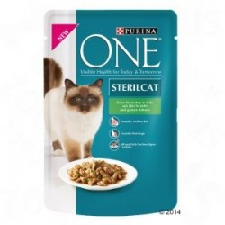 Purina One saszetka 85g Sterilised