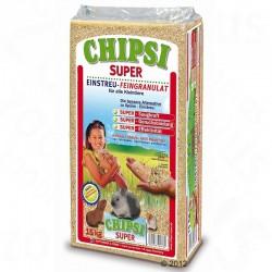 Chipsi Super granulat z miękkiego drewna 15kg