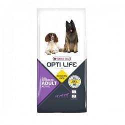 Versele laga Opti Life- Adult Active 12,5 kg