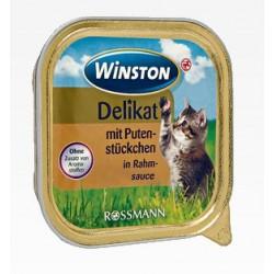 Winston Adult 100g Delikat- Indyczka w sosie