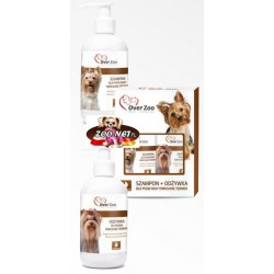 Over Zoo Szampon + Odżywka dla Psów Yorkshire Terrier