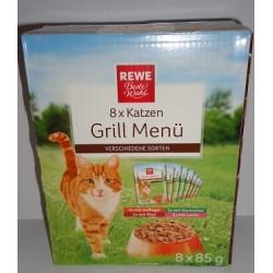 REWE 8 x 85g - Grillowane mięso