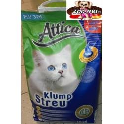 Attica 10 kg- naturalny żwirek zbrylający