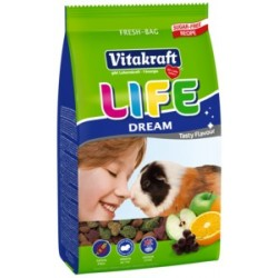 Vitakraft Life Dream- owoce dla świnki morskiej 600g