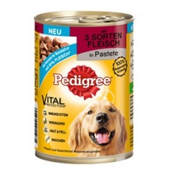 PEDIGREE  400g - Mix 5 mięs